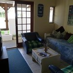 Mossel Bay Backpackers - one of many common areas