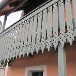 detail balcony