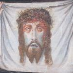 cloth that bears the image of Christ's face