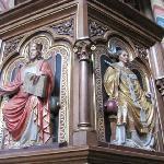 detail pulpit