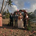 Hummingbird Beach Wedding