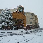 Trotz Wintereinbruch sehr schön :-)