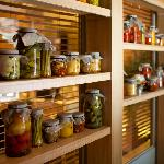 Authentic pickles and preserves