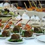 Gala Dinner Preparations