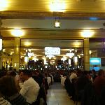 georges eating hall