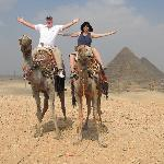 CAMEL RIDE? NO PROBLEM!