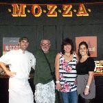 Chef David,me,Kathi, and Ms Jenifer Beech
