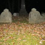Enterance to grave