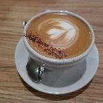 Cute Cafe Mocha