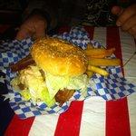 Fat Smitty Burger 10$
