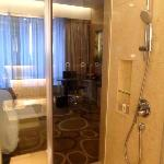 Crowne Plaza Hotel HK-The shower
