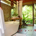 Resort Villa Bathroom