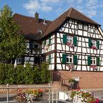 Aussenansicht Hotel Ritter Durbach