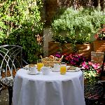 Some of our apartments have patios or balconies
