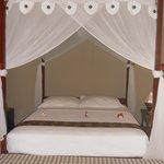 1Br Villa bed
