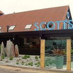 Scotts  Resturant Largs Yacht Marina .