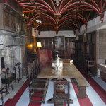 one of the hidden rooms