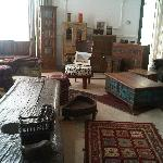 Espace gift shop .........