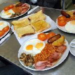 Breakfast at ECCo London