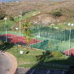 tennis corts