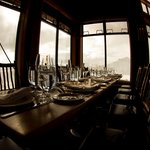 Foto di Eagle's Eye Restaurant - Kicking Horse Mountain Resort