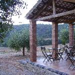 Terraza exterior - Barbacoa