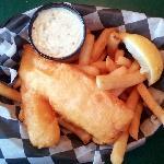 $4.99 haddock & chips