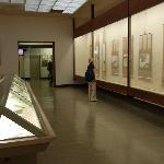 美術館展示室の様子です。