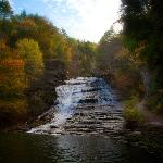 Buttermilk Falls 10/29/11