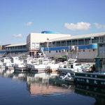 Makurazaki Fish Center