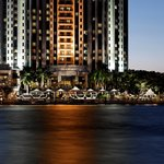 The Peninsula Bangkok sets on the banks of the Chao Phraya River