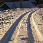 aslo wide tracks for ski skating