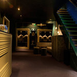 This elegant bar is pure Chelsea: chic, glamorous and a little bit Sloaney.On a stretch of the O