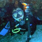 Diving El Túnel