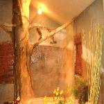 The Kipling Room Jucuzzi Tub & Tree Shower