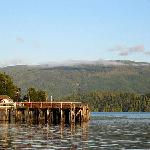 Alert Bay Dock