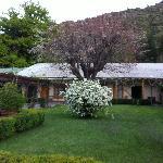Otra vista del jardín