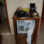 Zimmer Nr. 5 Minibar