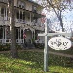 Front of Waverly Inn