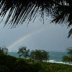 rainbow in Watamu