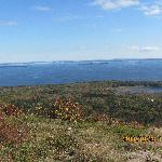 Beautiful view from Mt.Battie