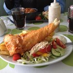 Waters Edge Cafe Fish & Chips