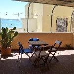 appartamento con terrazza privata