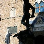 Cellini and Michelangelo