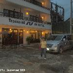 It is like a business hotel just outskirt of the Capital