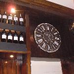 Countryman Pub and Dining Clock
