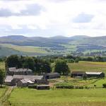Cormiston Farm in the Clyde Valley