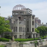 The A-Bomb Dome in September