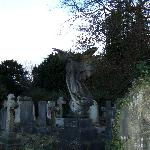 The Angel of the Old Cemetery