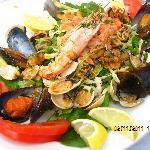 Volcano Seafood Salad